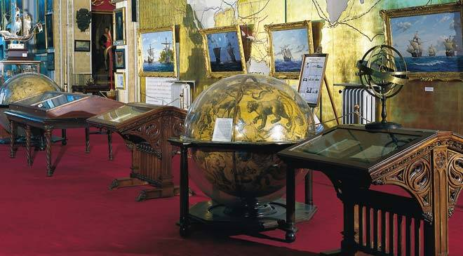 Museo Naval: Museums in Madrid, Spain. Cultural tourism in Madrid, Spain.