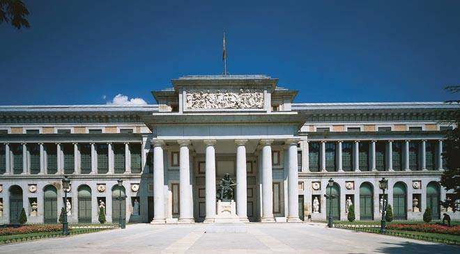 Prado Museum: museums in Madrid at Spain is culture.