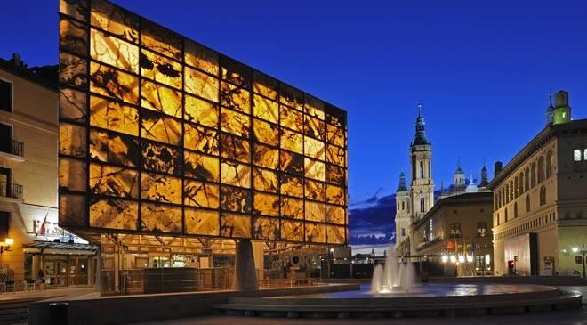 Musées de Saragosse, Espagne: Museo del Foro de Caesaraugusta. Tourisme cultu...