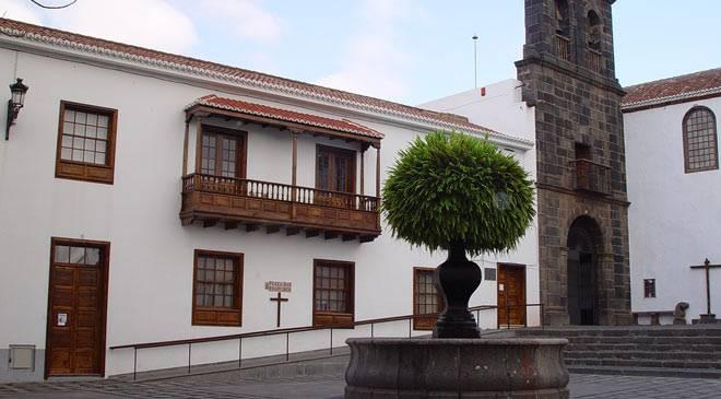 Museo De Santa Cruz.Museo Insular De La Palma Museums In Santa Cruz De La Palma La