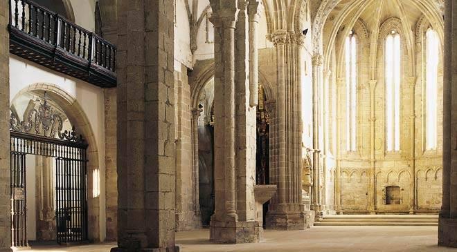 Museo del pueblo gallego museums in a coru a spain - Interior santiago de compostela ...
