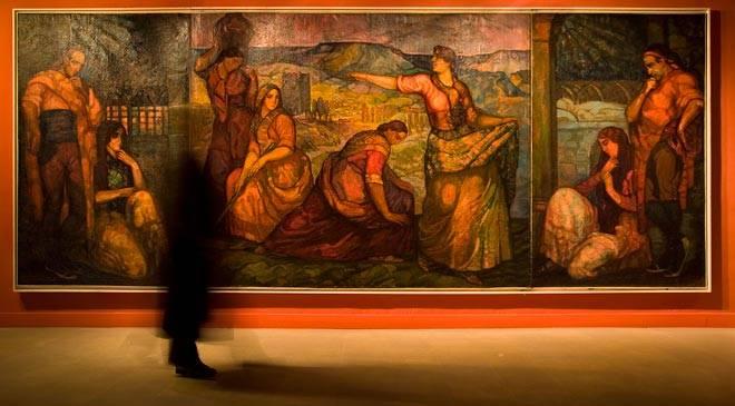 Gustavo de Maeztu Museum: museums in Estella-Lizarra, Navarre at Spain is cul...
