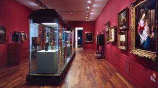 Room in the Lázaro Galdiano Foundation Museum. Madrid © Ministerio de Cultura