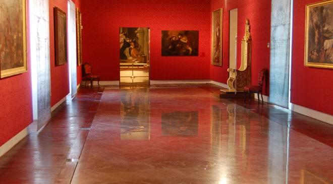 Room in the Diocesan Museum of Religious Art in Orihuela (Alicante) © Museo Diocesano de Arte Sacro de Orihuela