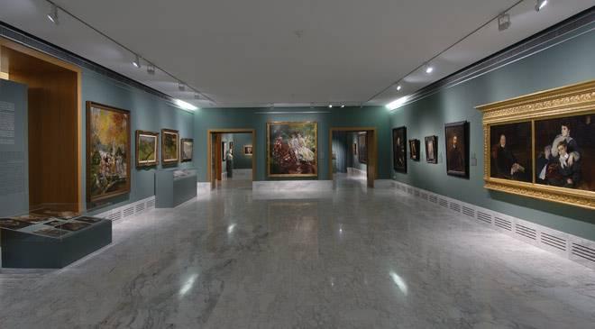 el museo de bellas artes de valencia: