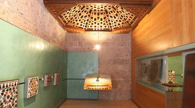 Room in the Alhambra Museum © Ministerio de Cultura