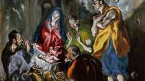 'The Adoration of the Shepherds' © Madrid, Museo Nacional del Prado