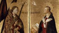 'Annunciation' Detail© Museo de Bellas Artes de Valencia