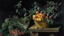 « Nature morte de fruits » © Museo Thyssen - Bornemisza, Madrid.