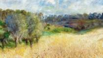'Wheat Field' © Museo Thyssen - Bornemisza, Madrid.