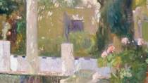 'The Gardens at the Sorolla Family House'. Sorolla Museum, Madrid © Ministerio de Cultura