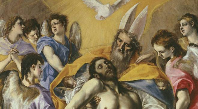'The Holy Trinity' © Madrid, Museo Nacional del Prado