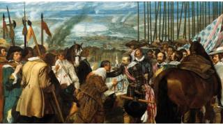 'The Surrender at Breda or The Lances' © Madrid, Museo Nacional del Prado