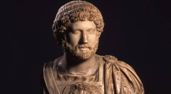 Bust of Hadrian. Seville Archaeology Museum © Ministerio de Cultura