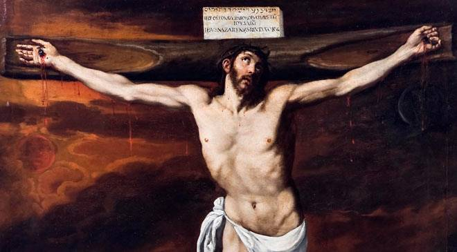 Crucified Christ. El Greco Museum. Toledo © David Blázquez.