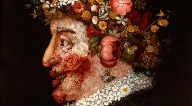 Le printemps mus e de l acad mie royale des beaux arts de - Printemps arcimboldo ...