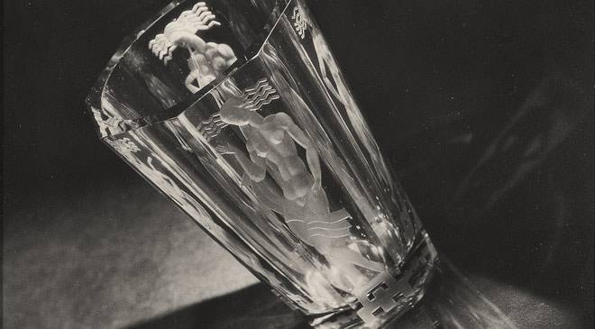 Vaso de cristal. Barcelona © National Art Museum of Catalonia (MNAC) © Pere Català Pic