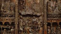 'Altarpiece of the Life of the Virgin, or Altarpiece of the Descent' © Ministerio de Cultura