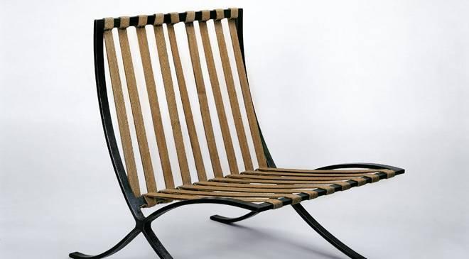 Chaise barcelona mus e national des arts d coratifs madrid sur spain is culture - La boutique de la silla madrid ...