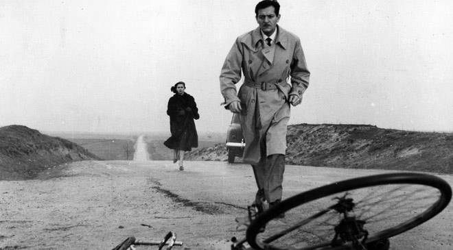 Death of a Cyclist. Photo courtesy of the Spanish Film Archive