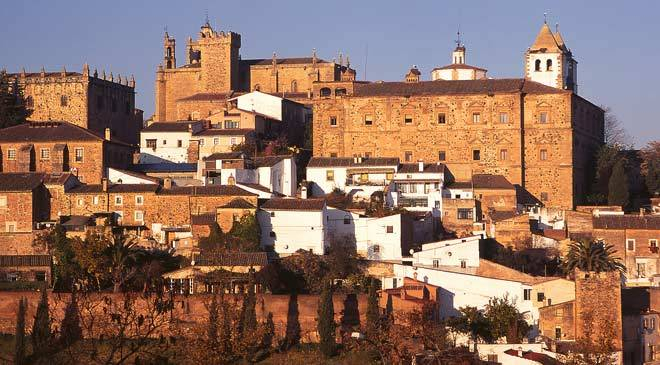 C ceres en estr madure un pass splendide sur spain is for Oficina de turismo de caceres