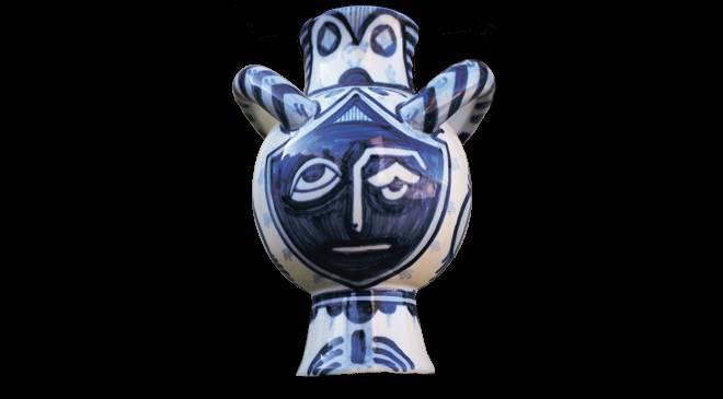 Céramique de Manises peinte ©Turespaña