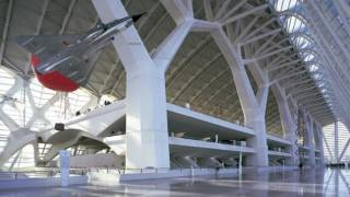 Interior of the Arts and Sciences Museum. Valencia © Turespaña