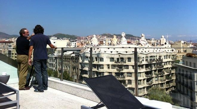 Casa Milá House La Pedrera 3d Virtual Visit In Spain Is