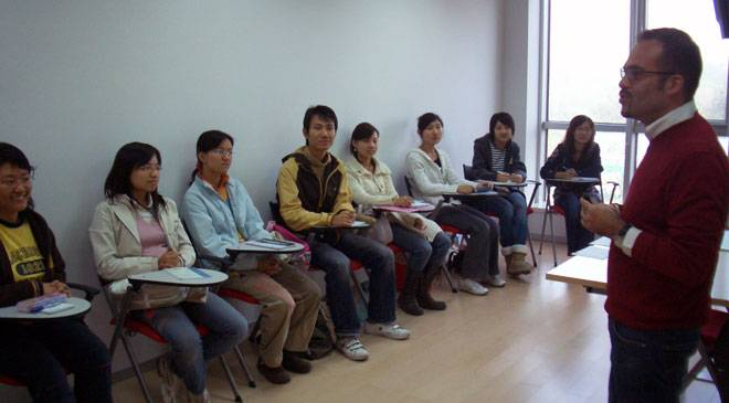 Interpreter course in China © Instituto Cervantes