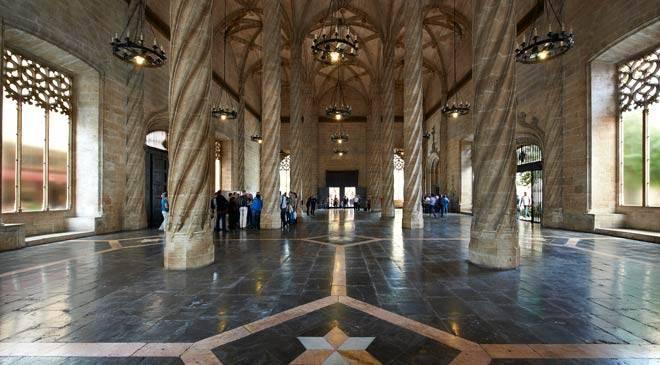 The Silk Exchange, 3D virtual visit in Spain is Culture