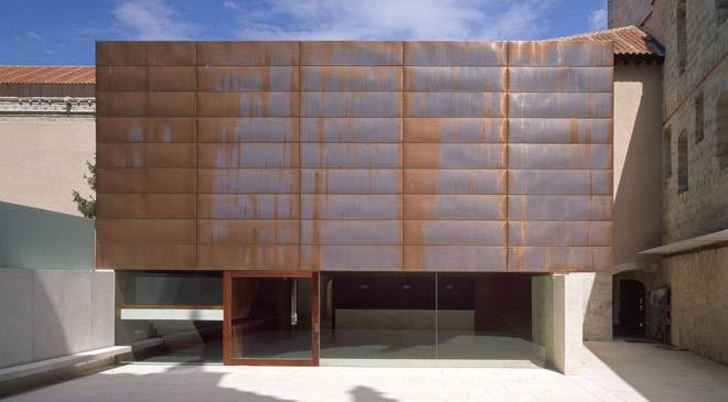 Modern Architecture At Culture S Service In Spain Is Culture