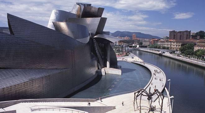 موزه گوگنهایم، اسپانیا