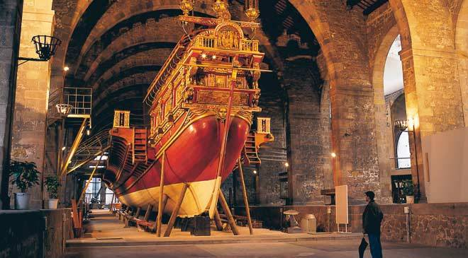 Maritime museums in Spain is Culture
