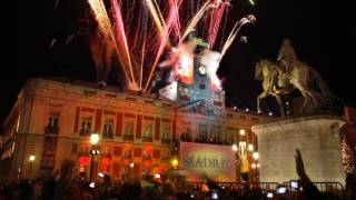 New Year's Eve Party. Puerta del Sol Square in Madrid © Turespaña
