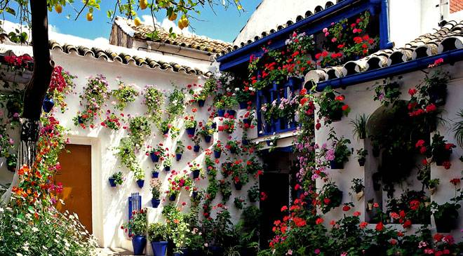 Festival of the Courtyards in Cordoba © Turespaña
