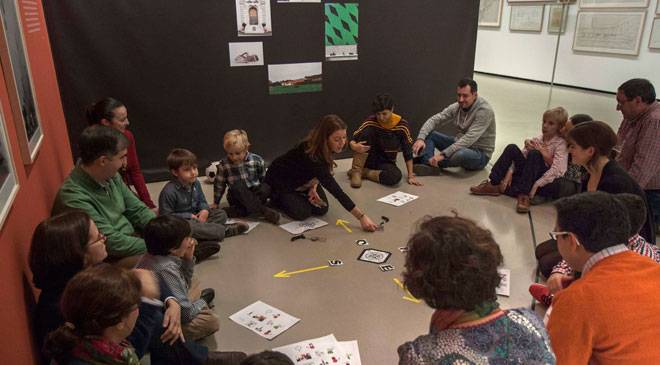 "Workshops in the ""Empower Parents"" programme run by the ICO Foundation and the Hablarenarte platform"