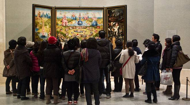 Prado museum new visits and ticket at spain is culture for Boch madrid