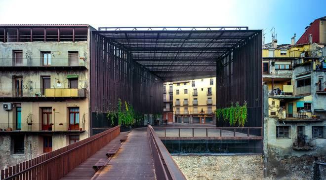 Architecture in catalunia pritzker prize winners in spain - Arquitectes girona ...