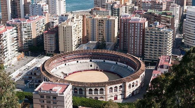 Arènes de La Malagueta, Malaga