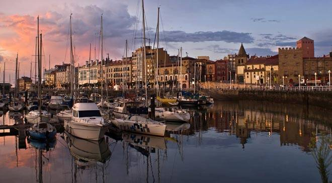 Port of Gijón