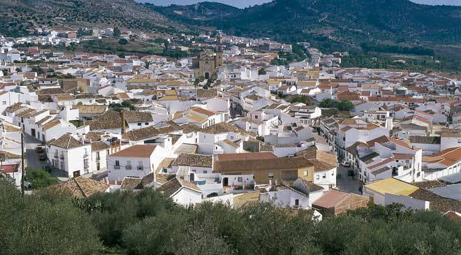 View of Algodonales © Turespaña