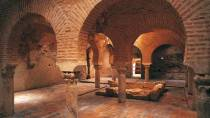 Arab baths in Jaen © Turespaña