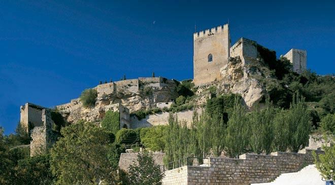 Route des ch teaux et des batailles de ja n routes for Parque mueble alcala la real