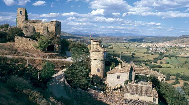castillo lerida: