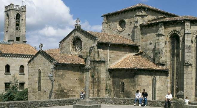 Church of San Francisco, Betanzos © Turespaña