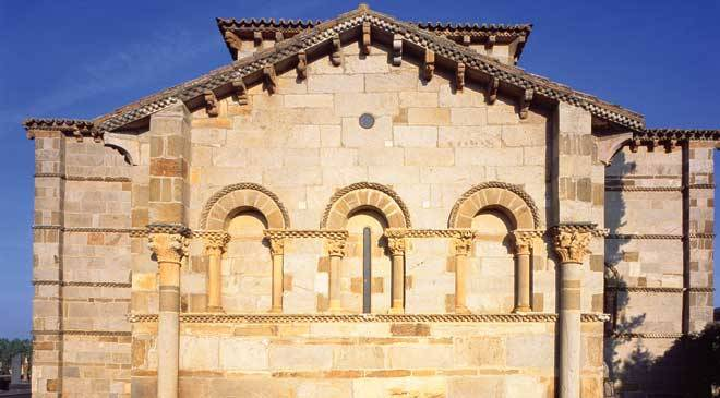 Church of Santa Marta de Tera. Zamora © Turespaña