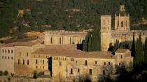 General view of the Santes Creus Monastery ©Turespaña