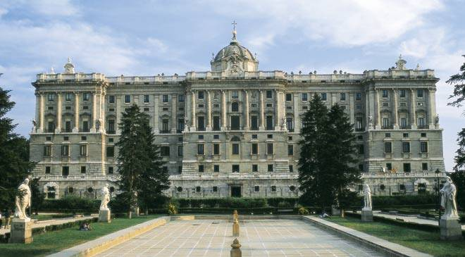 Royal Palace in Madrid © Turespaña