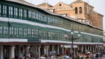 Plaza Mayor in Almagro © Turespaña