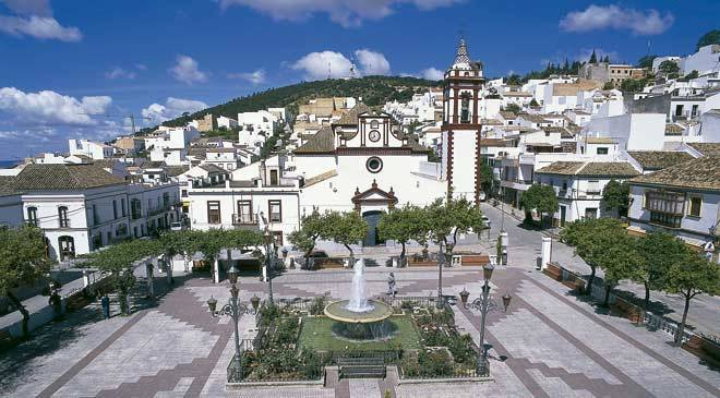 View of Prado del Rey © Turespaña
